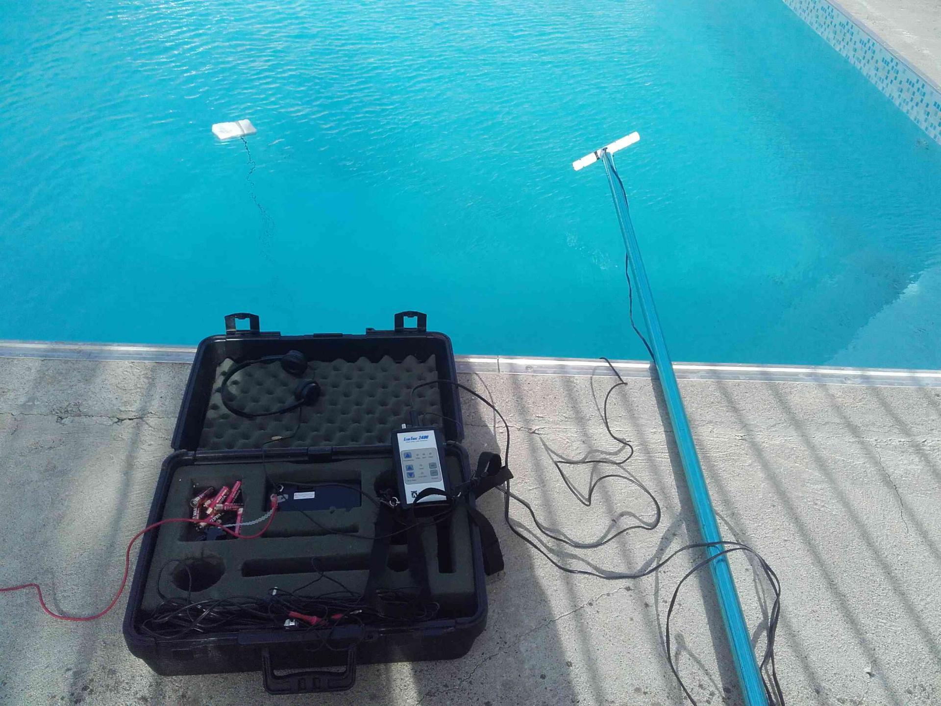 Recherche de tous types de fuites sur piscine toulouse 31 for Ou acheter liner piscine