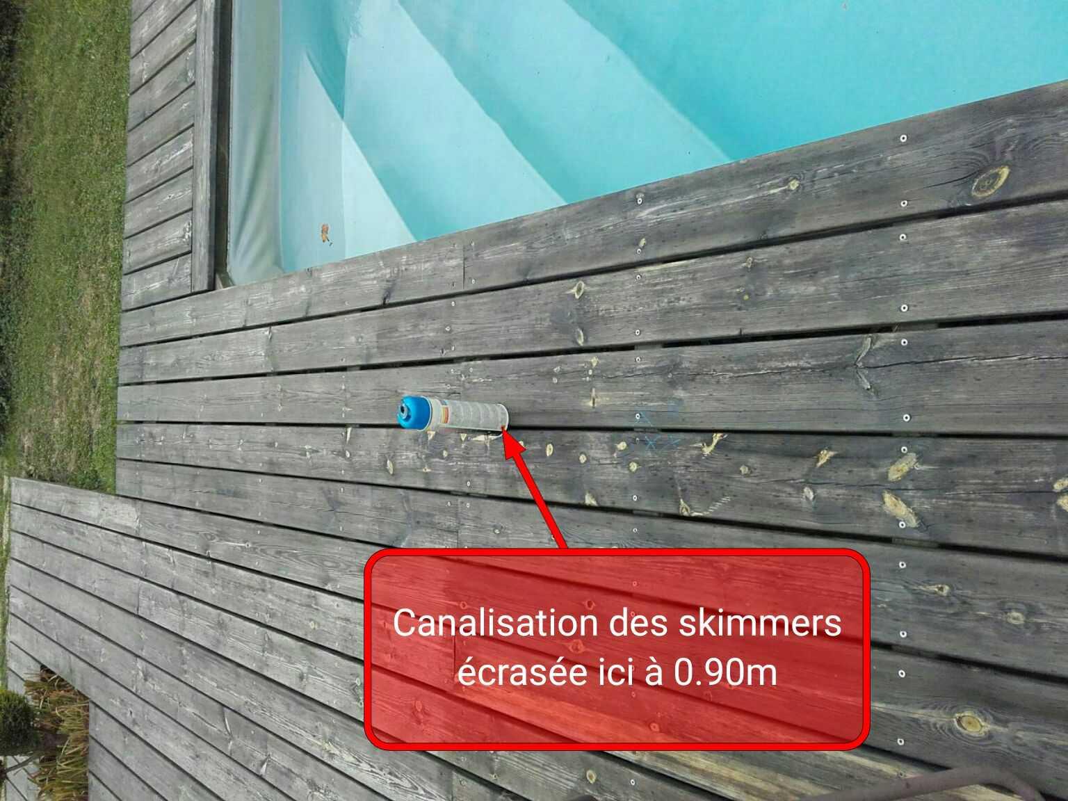 Comment d boucher et diagnostiquer canalisation de piscine - Comment aspirer piscine ...