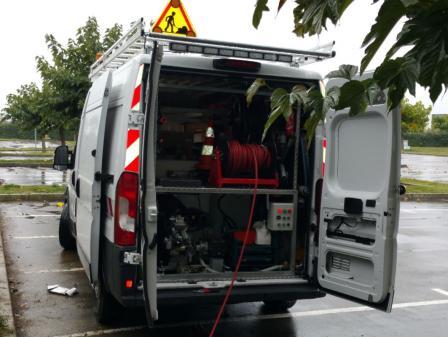 Hydrocurage de canalisation Toulouse