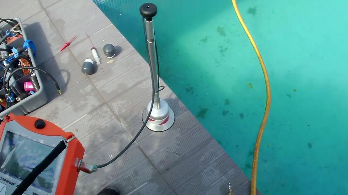 fuite piscine expert en recherche et d tection des fuites. Black Bedroom Furniture Sets. Home Design Ideas