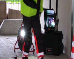 Inspection vidéo de canalisation par caméra