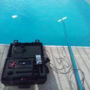 Fuite sur liner - LeakTrac 2400