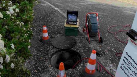 inspection vidéo de canalisation Tournefeuille