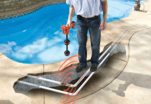 canalisations de piscine bouch e comment diagnostiquer. Black Bedroom Furniture Sets. Home Design Ideas